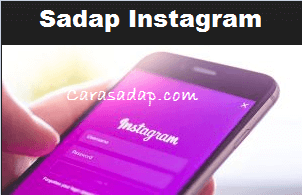 cara sadap instagram tanpa root jarak jauh