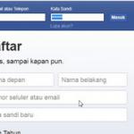 Cara Mengetahui Password Facebook Sendiri yang Lupa atau Sudah Login