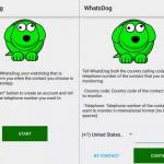 Cara Menggunakan Aplikasi WhatsDog Sadap Whatsapp