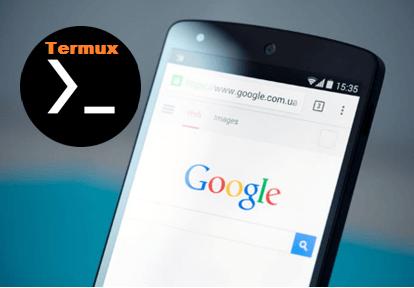 cara internetan di termux dengan w3m