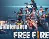 maintenance free fire terbaru