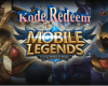 kode redeem ml mobile legends