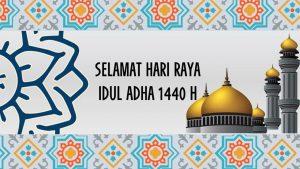 gambar hari raya idul adha 1440 H