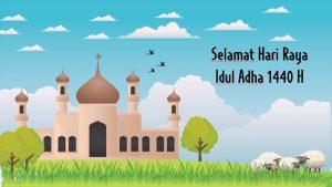 gambar hari raya idul adha 1440 Hijriyah