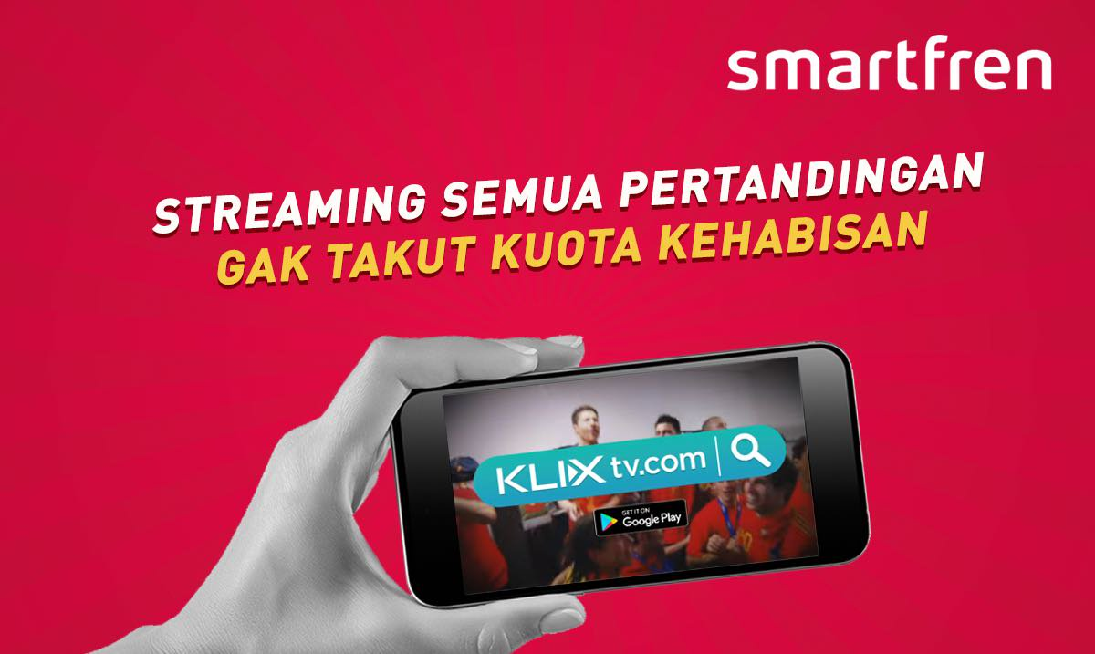 bonus Streaming smartfren