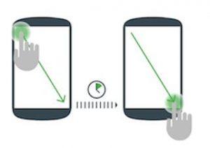 uji layar smartphone