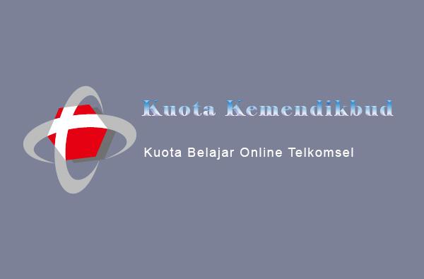 kuota belajar kemendikbud telkomsel